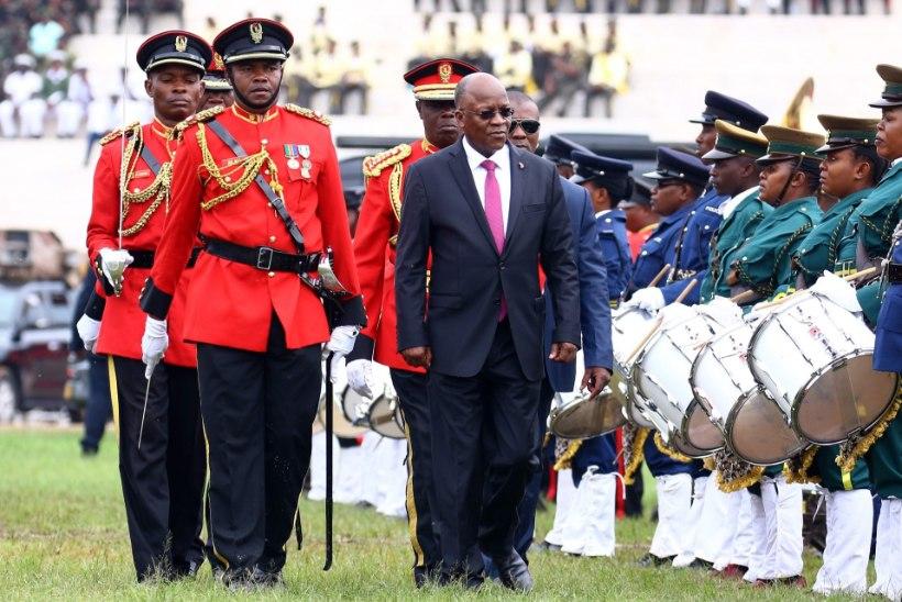 Tansaania president andis armu enam kui 5000 vangile