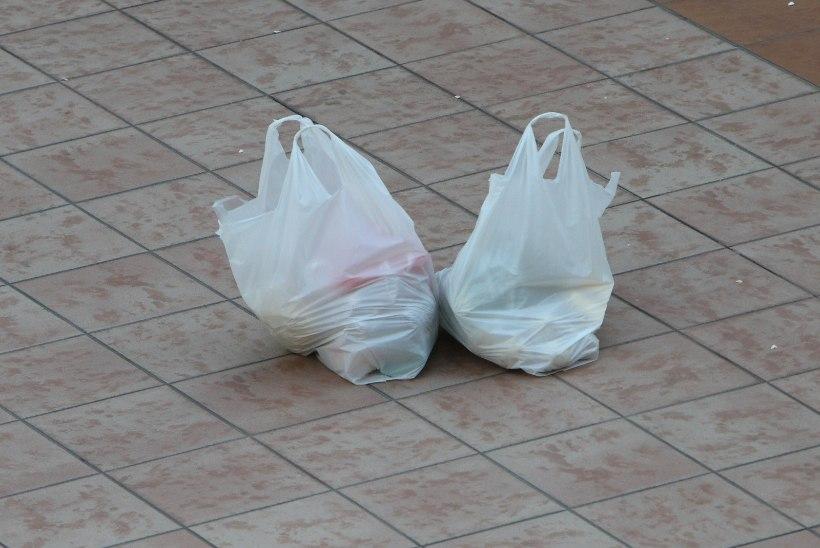 Lugejakiri: pood müüb kilekoti pähe totaalset rämpsu!