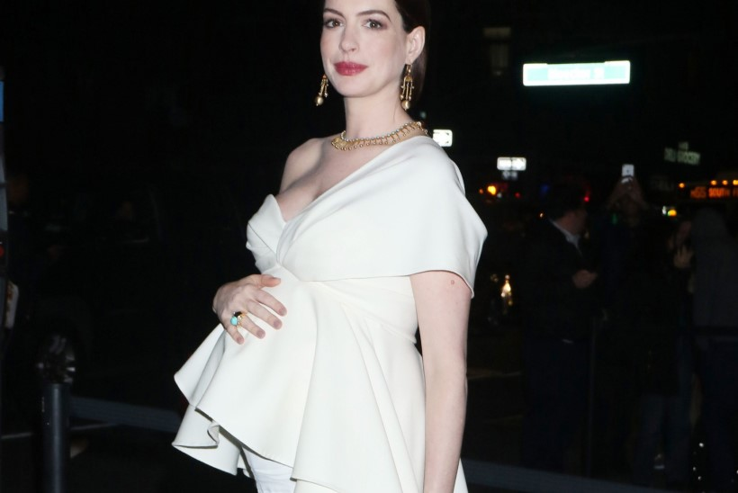 Anne Hathaway sai teise lapsega maha!
