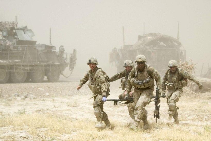 Washington Post: meile valetatakse Afganistani sõjast