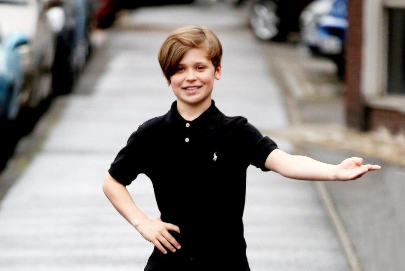 """Suri 14aastane """"uus Billy Elliot"""""""