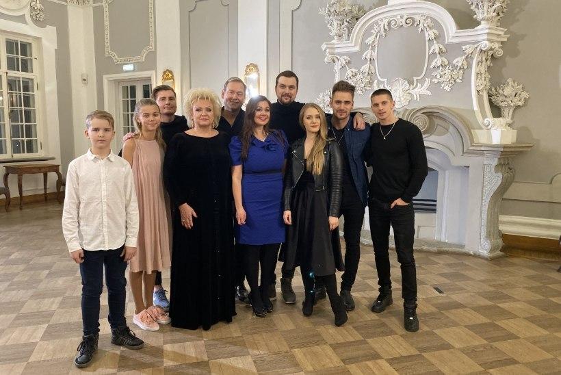 VIDEO | Põhja-Tallinna uues loos teevad kaasa ka Anne Veski ja Pearu Paulus