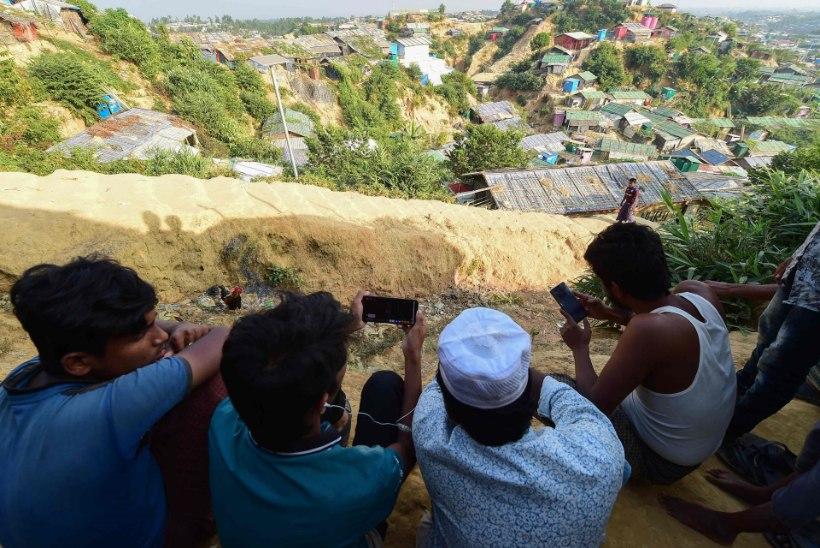 Myanmari riigipea eitab, et tema riigis genotsiid toimuks