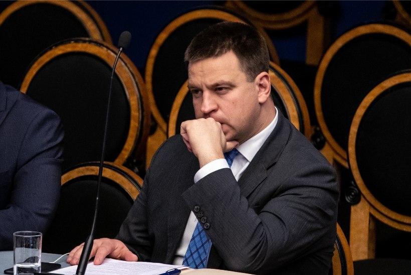 TSITAADIRAHE | Jüri Ratas kritiseeris sotse: nii ei saa, et Rainer Vakrale vilet ei jagunud!