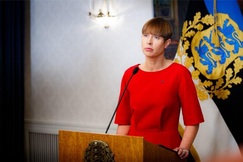 Kersti Kaljulaid Tartu tragöödiast: selliseid uudiseid lugedes algab päev pisaratega