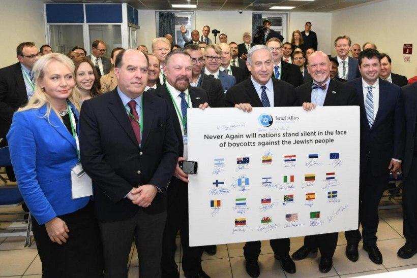 JUUDIRIIGI TOEKS! PALESTIINA VASTU? Minister Solman käis Iisraelis ametlikul visiidil, kuid vastuolulise toetusallkirja andis eraisikuna