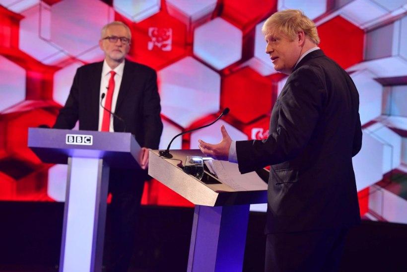 TÕETUND: täna otsustab valija, kas Suurbritannia peaministrina jätkab Boris Johnson või võtab tema koha Jeremy Corbyn