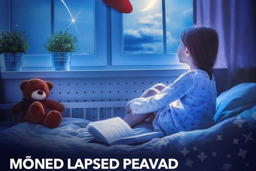 Südamega kingitus: pisike Lenna soovib, et oleksid jõuludel tema kangelane