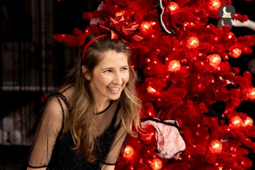 GALERII | Kriss Soonik tähistas pesubrändi 10. sünnipäeva jõulupeoga