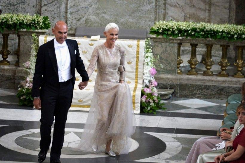 Roxette'i lauljannat leinab koguni Rootsi kuningas