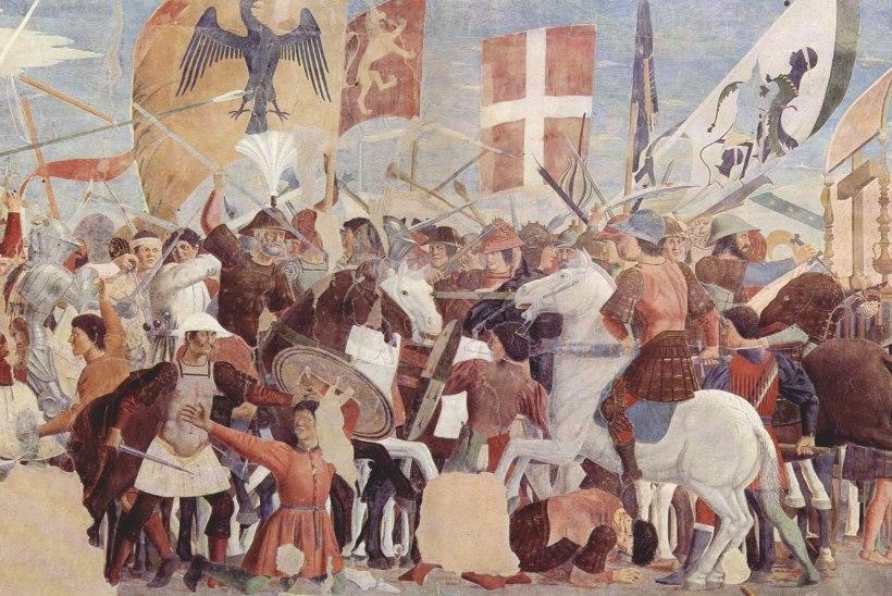 MINEVIKUHETK   12. detsember: Bütsantsi väed lõid Niineve lahingus pärslasi