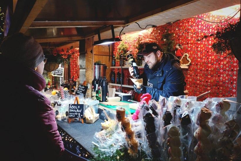 FOTOD JA VIDEO | Riia jõuluturg: üllatavalt muhe, taskukohane ja kompaktne – kindel soovitus minna!