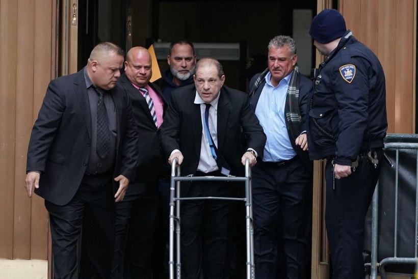 PÄÄSEB KERGELT: Weinsteini ohvrid saavad hüvitist, kuid mitte tema taskust