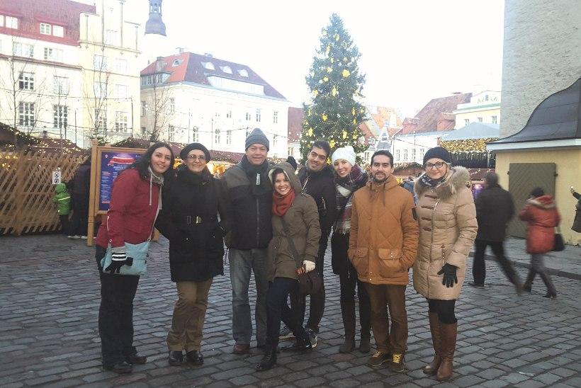 Jõulud Eestis Venezuela moodi ehk Kuidas tähistavad jõule Eestis elavad välismaalased?