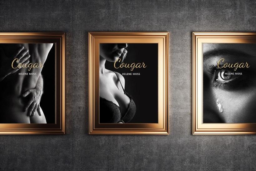 """KULDNE KLASSIKA: menuki """"Cougar"""" autor Helene Moss põimib lugejad külmal ajal kuumade tunnete kütke"""