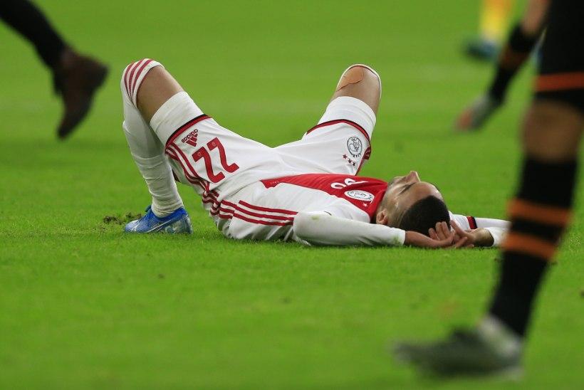 MEISTRITE LIIGA: Bayern ruulis, poolfinalist Ajax langes ja fööniks tõusis tuhast