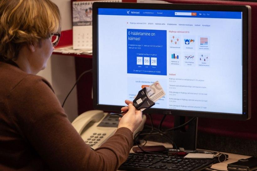 LOE TÄISMAHUS: Kingo töörühm leidis e-valimiste süsteemis 25 murekohta