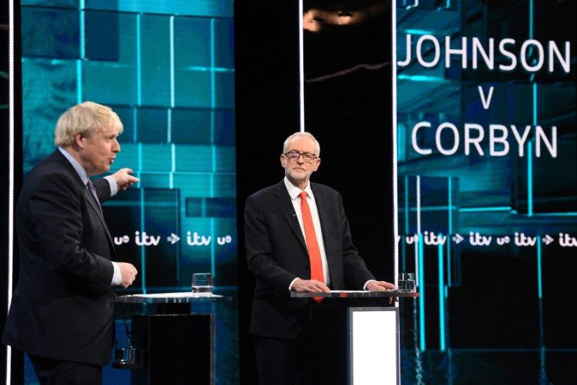 BLOGI | Boris Johnson ja toorid võitsid Suurbritannia valimised tohutu edumaaga