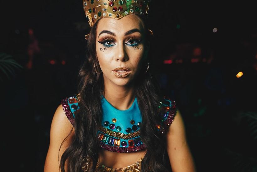 PEOGALERII | Tallinna kuumim ööklubi pani Egiptuse jumalad ja house-muusika fännid ühte patta!