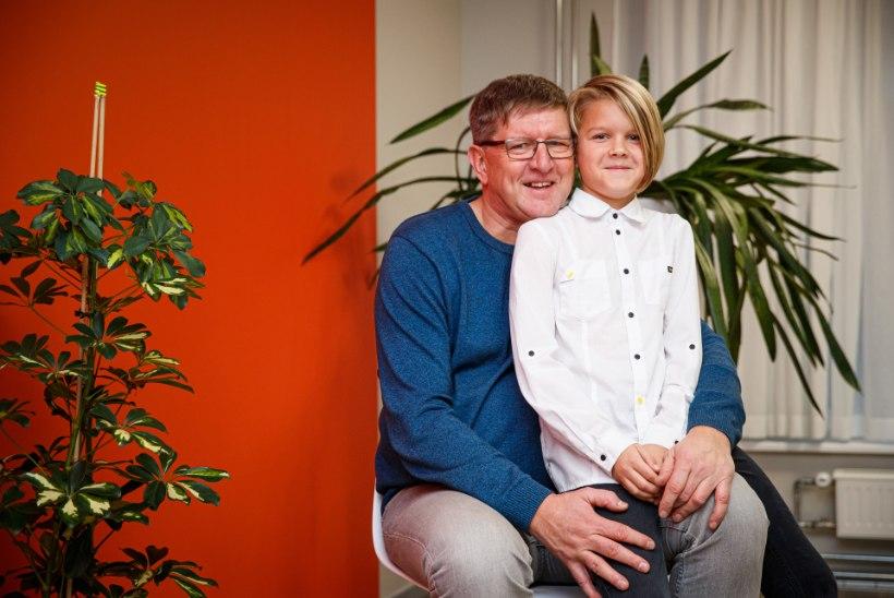 """Heino Enden: """"Kõige tähtsamad minu jaoks on lapsed."""""""