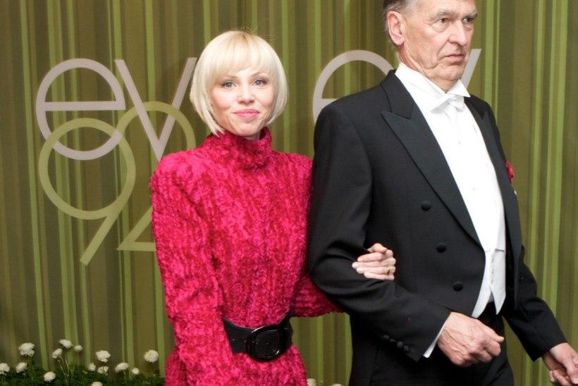 Jaan Manitski ja Anneli Urge on säilitanud sõpruse