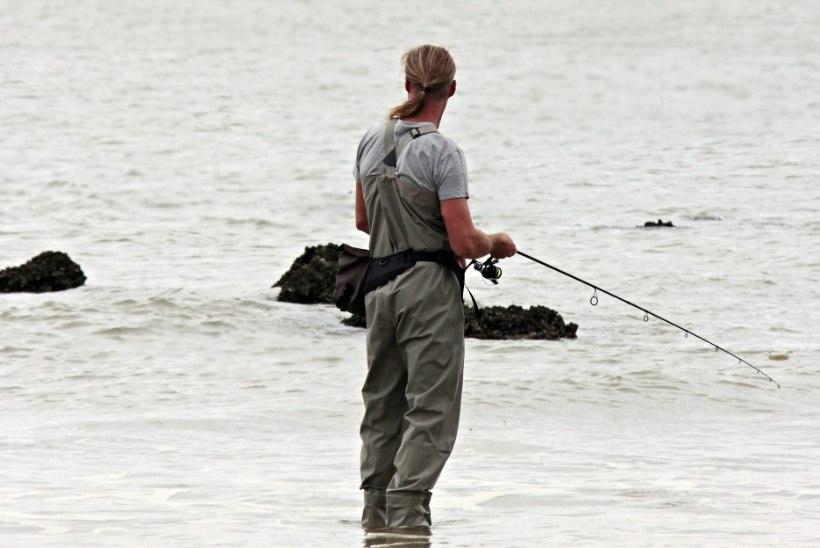 Riik leevendab mitmel kaitsealal kalastamispiiranguid