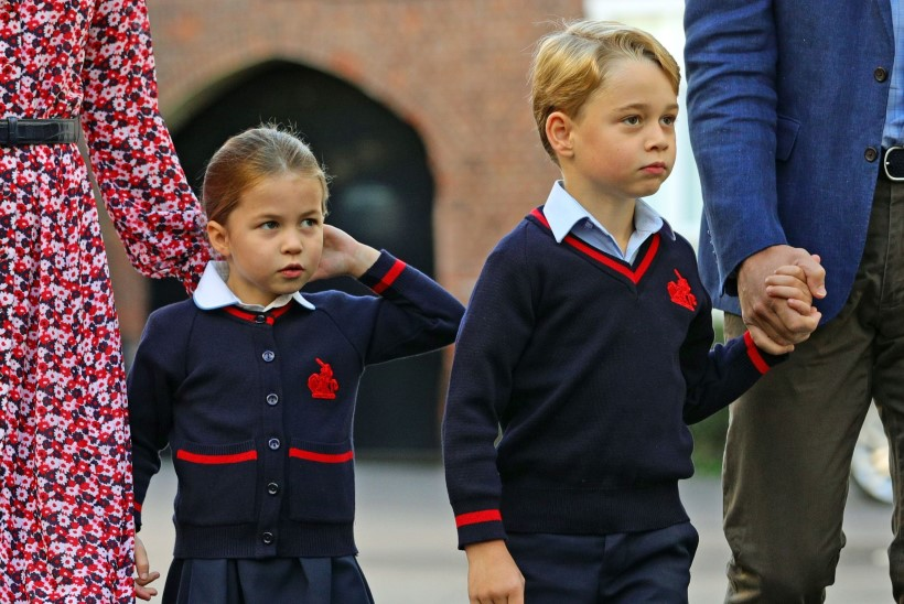 Prints William ei taha tütre jõulusoovi täita