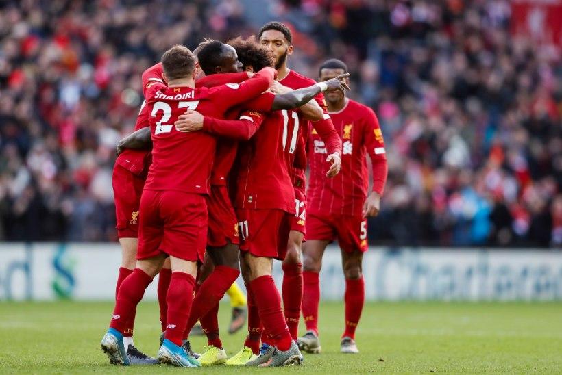 VIDEO | Liverpooli ülikõva seeria jätkub, lähim jälitaja kaotas punkte!