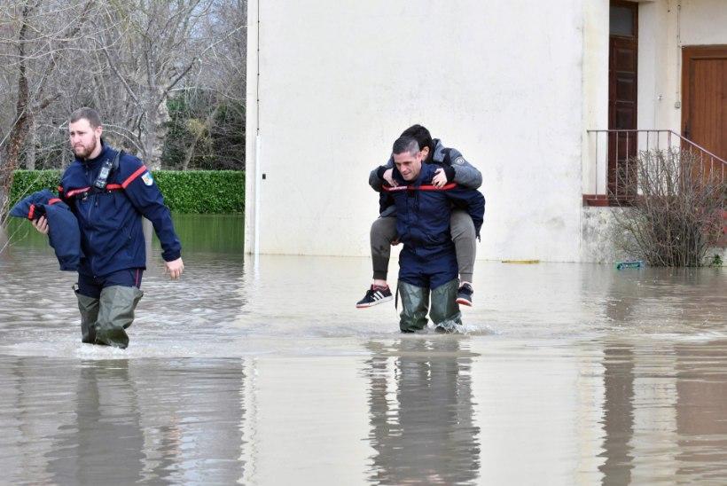 Üleujutus nõudis vanurite elu