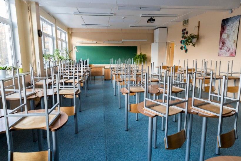 """Kalle Küttis koolijamadest: """"Selline vaimne tapmine ei saa enam kesta."""""""