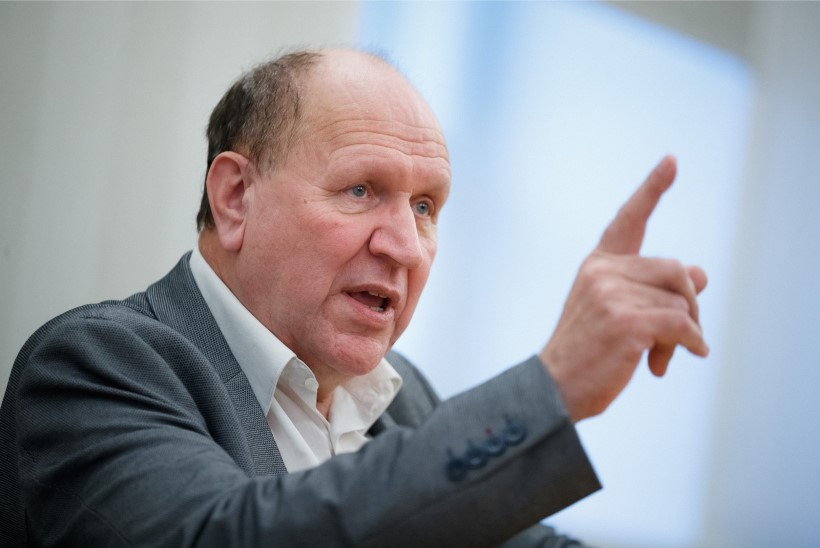 Siseminister Helme kritiseeris TRE raadio saates Soome uut valitsust