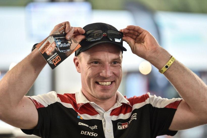 Jari-Matti Latvala: kohutav 2019. aasta võiks juba läbi saada!
