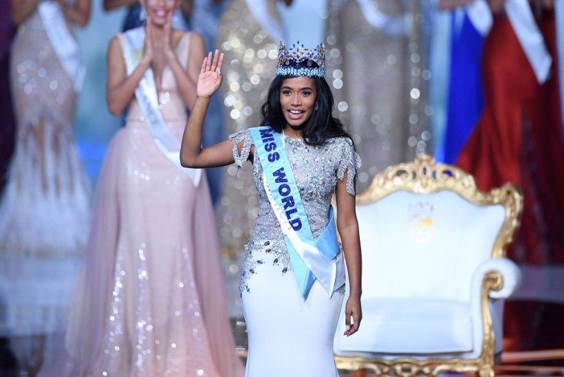 Miss Maailmaks valiti tõmmu Jamaica kaunitar, kes laulab kui Whitney Houston
