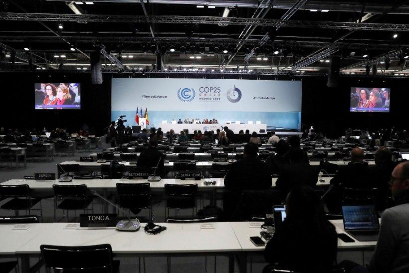 Madridi kliimakonverents ei toonud loodetud kasu