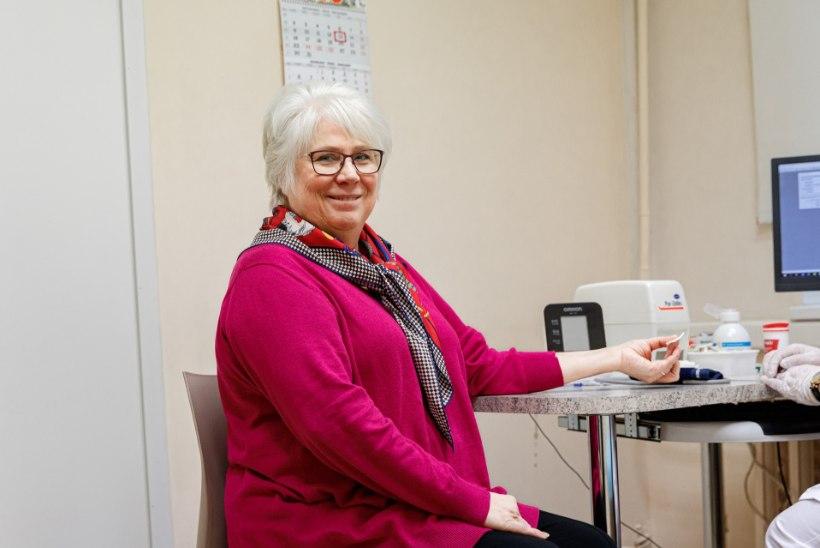 """Marina Kaljurand: """"Nii kaua, kuni minu verd tahetakse, käin ka doonoriks."""""""