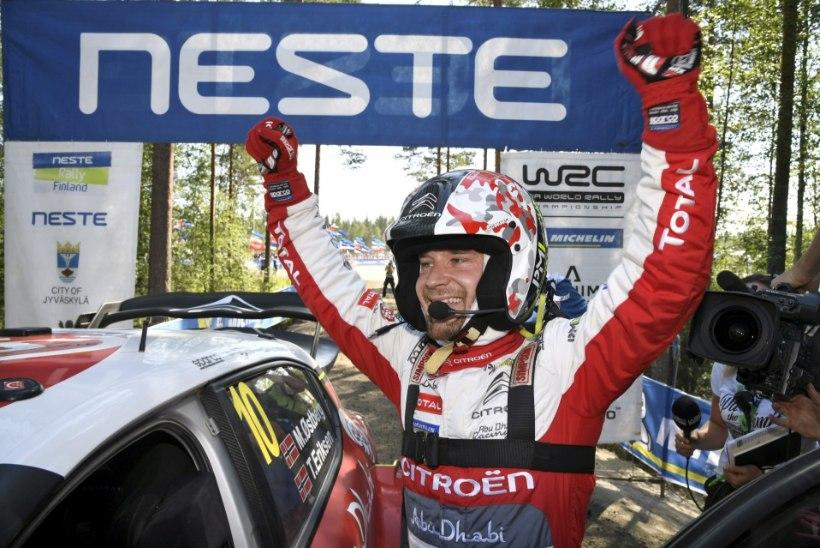 OHOO: üht Citroëni näeb ka tuleval aastal MM-rallidel!