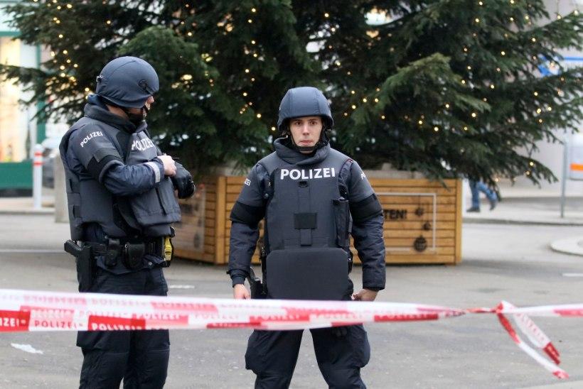 VIINI POLITSEI: hoidsime ära aasta lõppu planeeritud terrorirünnaku