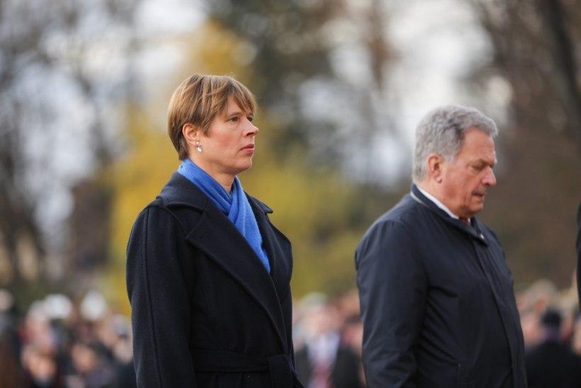 President Kaljulaid helistas Soome presidendile, et vabandada Mart Helme solvangute pärast
