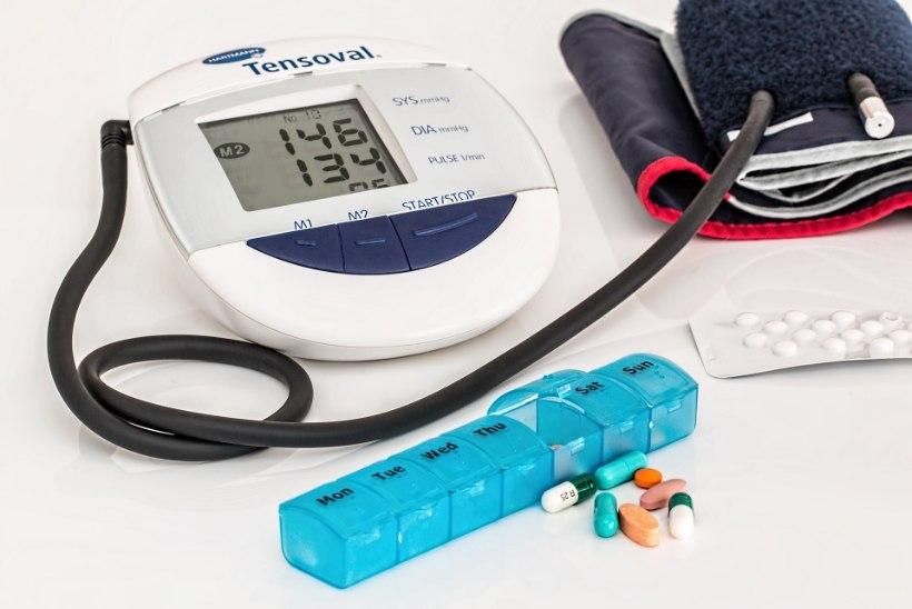 KÕRGET VERERÕHKU EI OSATA KARTA: kardioloog selgitab, millal peaks hakkama seda ravima