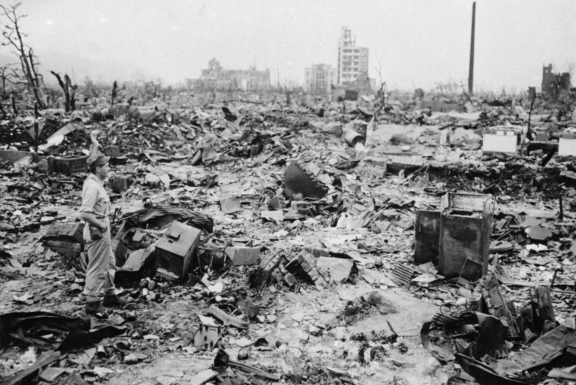 Hiroshima võimud soovivad aatomipommi üle elanud hooned lammutada