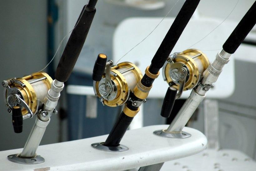 OTSE KÜMPI: ahvenapüük lõppes kalamehele purunenud hammastega
