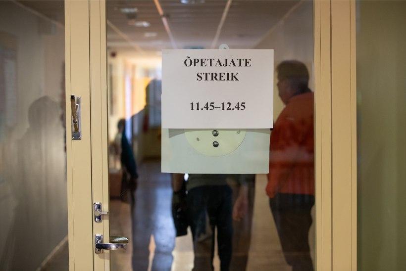 GALERII | KIVIÕLI ETTEVÕTJA: kooli direktori tagandamisele ei vaevutud isegi põhjust välja mõtlema!