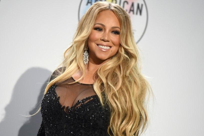 Aega võttis aga asja sai! Mariah Carey kuulus jõululaul jõudis Billboardi edetabeli esikohale
