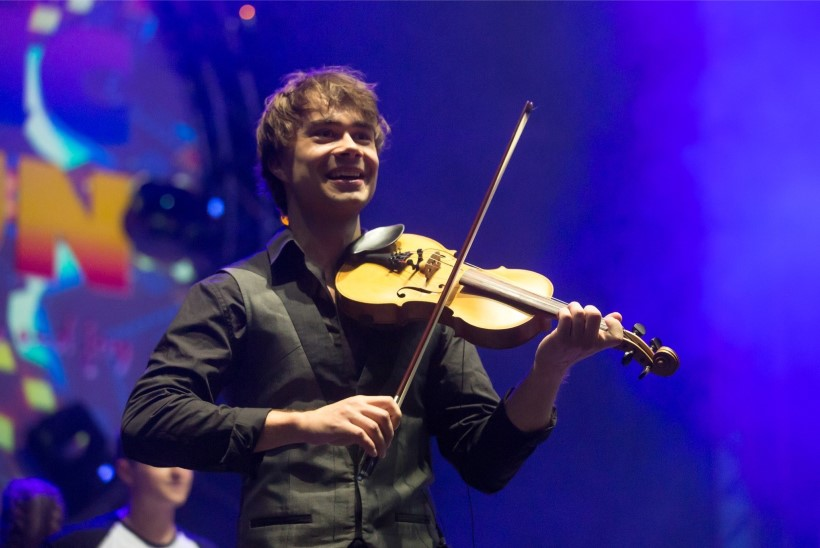 Ohhoo! Norra eurovisioonistaar Alexander Rybak tuleb Viru Folgile esinema