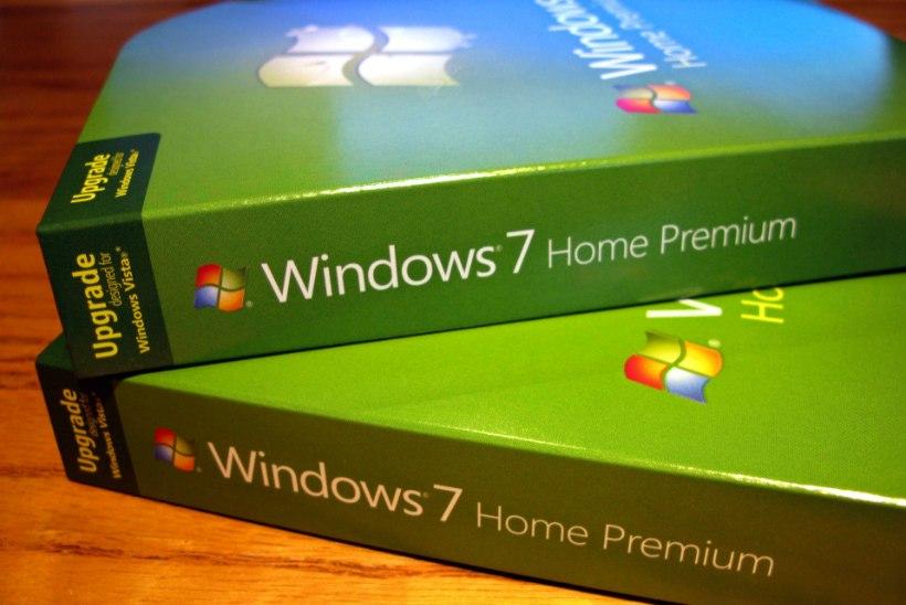 Windows 7 kasutajad peaksid uue aasta alguses operatsioonisüsteemi uuendama