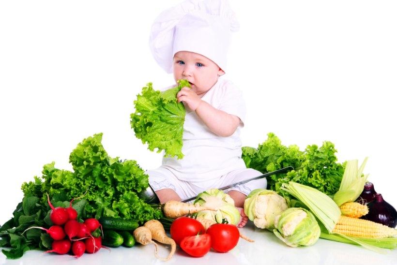 Viis nõksu, kuidas tervislik toit lastele atraktiivsemaks teha