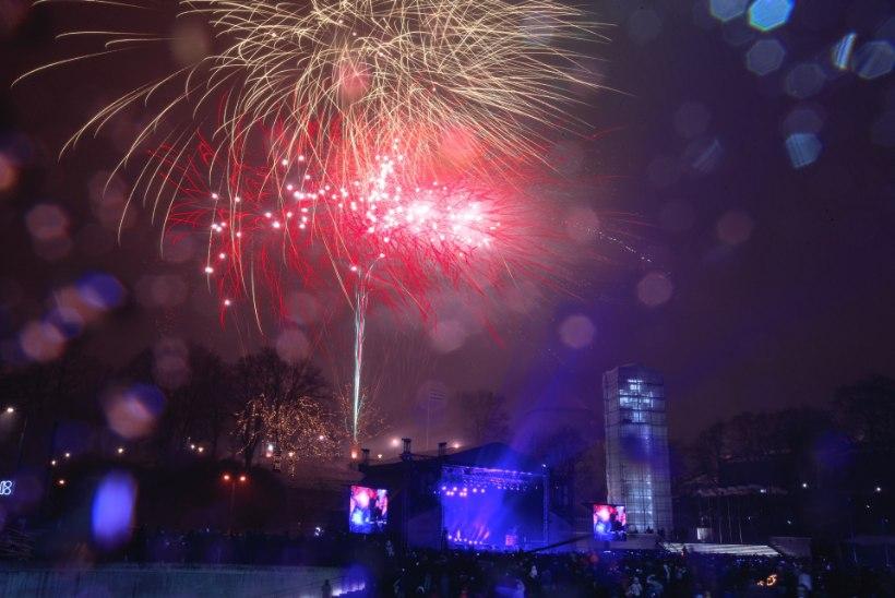 Tulesõud menutud? Tallinnas korraldab aastavahetuse ilutulestikku vaid üks linnaosa