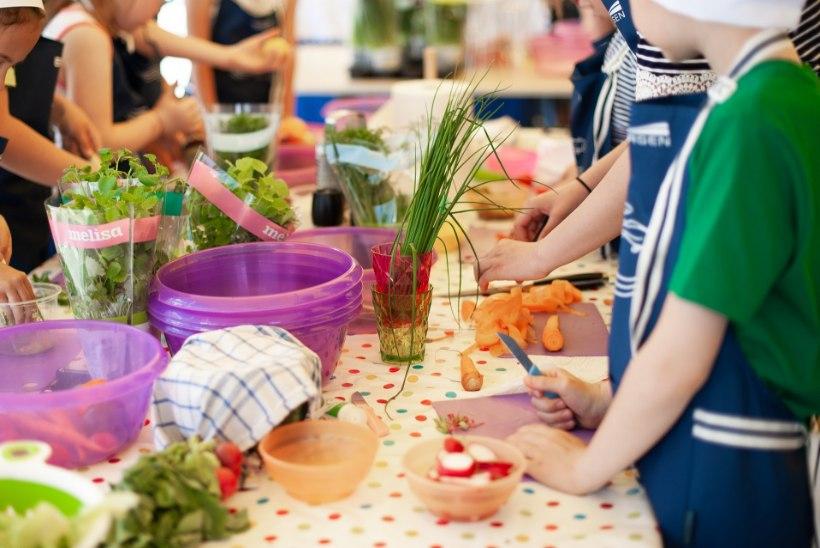 ÜLEKAALULISI LAPSI ON AINA ROHKEM: kuidas pühadeaeg tervislikumalt üle elada?