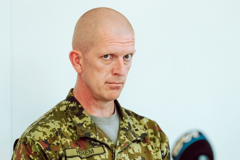 Kaitseväe juhataja Martin Herem: me ei tee Soomega plaani B