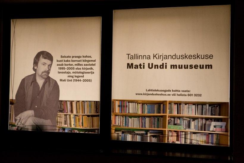 "GALERII   Maarja Vaino esitles raamatut ""Mati Undi hämaruse poeetika"""